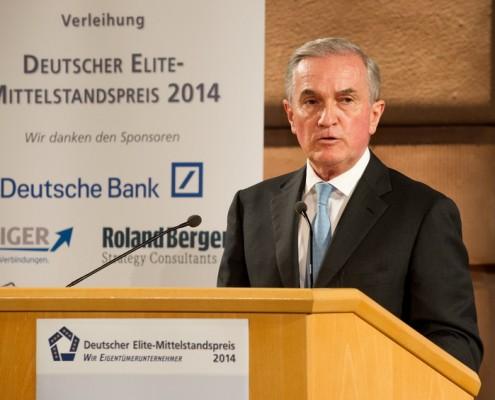 Wilhelm von Haller, Leiter Privat- und Firmenkundenbank Deutschland, Co-Sprecher des Vorstandes Deutsche Bank Privat- und Geschäftskunden AG