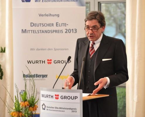Manfred Kurz, Leiter Würth Haus Berlin