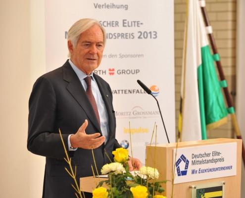 Prof. Dr. h.c. Roland Berger