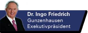 Dr. Ingo Friedrich